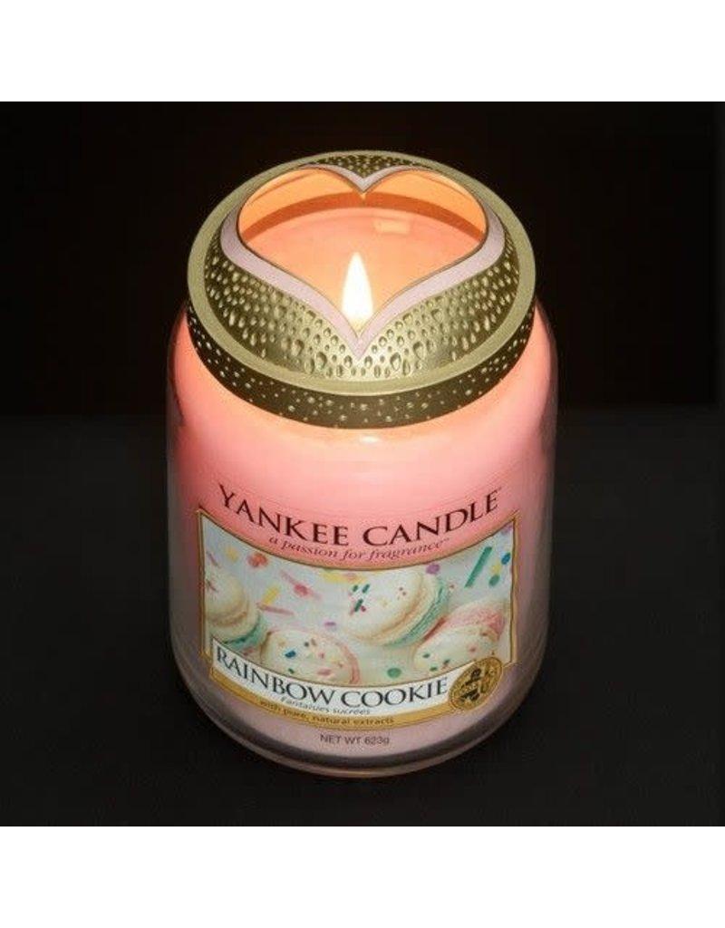 Yankee Candle Pastel Romance Illumalid - Heart
