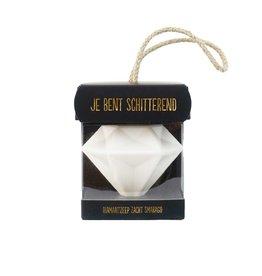 100% Leuk Diamantzeep - Je bent schitterend