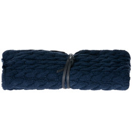 Pimps and Pearls Cable Knit XL 02 D.Denim Galaxy