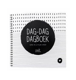 Zoedt Dag-dag dagboekje - afscheidsboekje