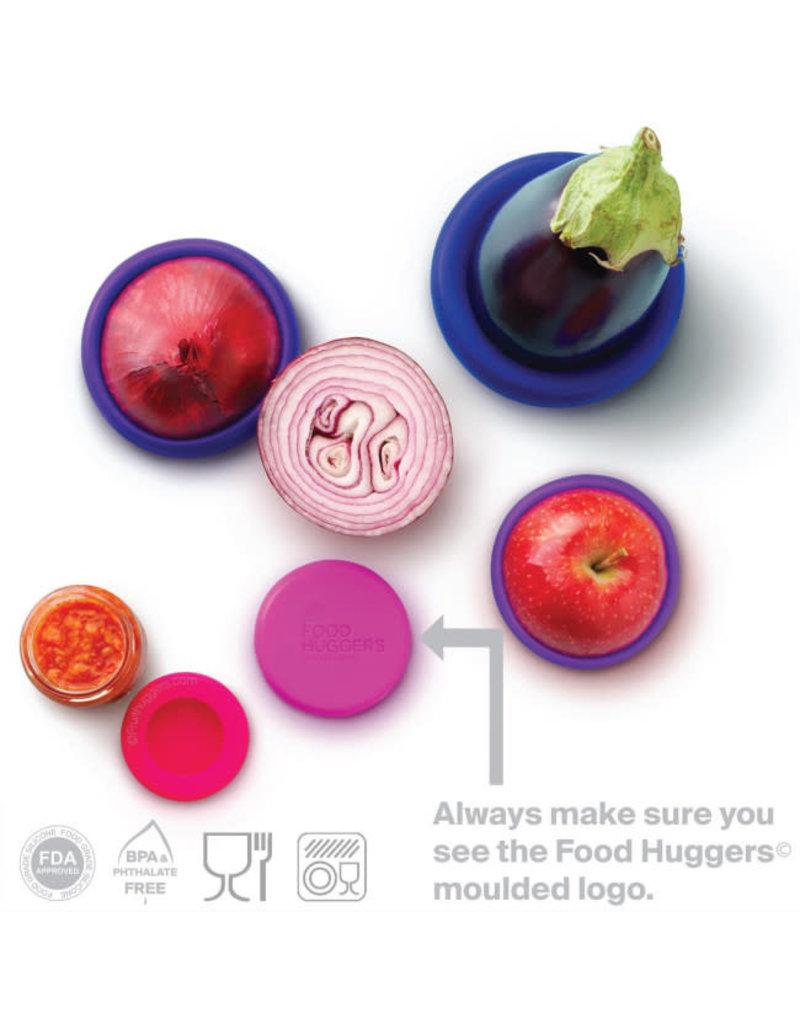 Food Huggers Food Huggers Bright Berry - Set 5
