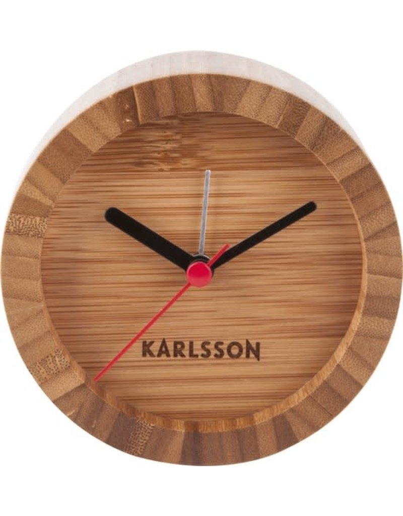 Karlsson Alarm Clock / Wekker - Tom Bamboo