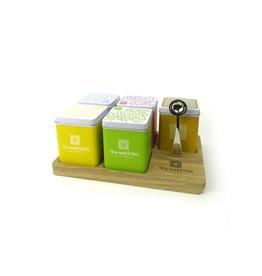 Dutch Tea Maestro Serveer- en Bewaar plateau Tea Maestro - Prefix Blends