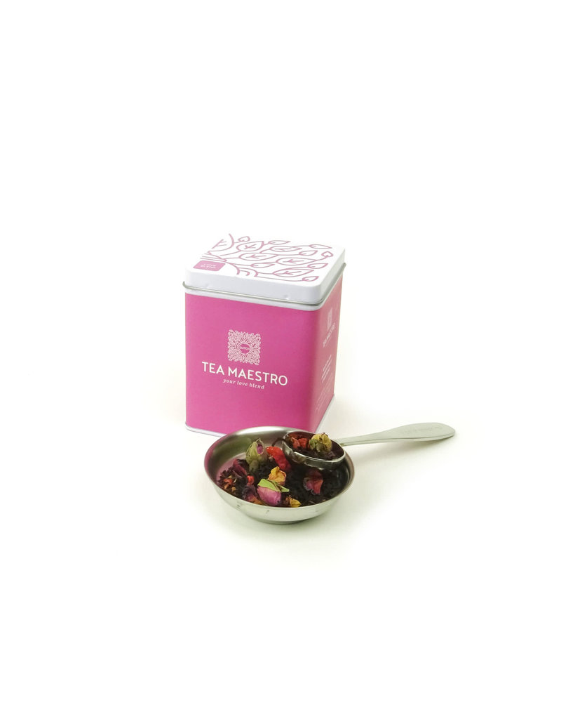 Dutch Tea Maestro Love prefix blikje (80 gram thee)