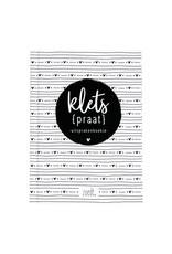 Zoedt Kletspraat uitsprakenboekje - invulboekje