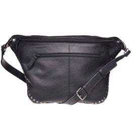 Elvy Kate Studs Bag - Black