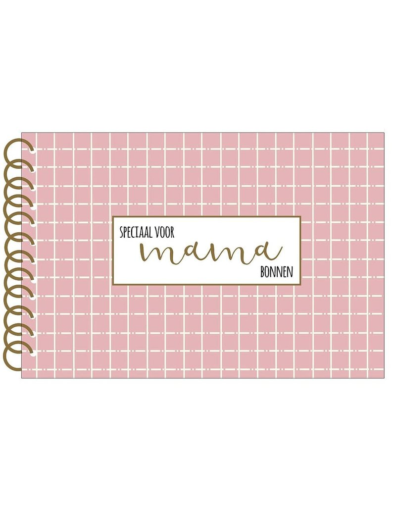 Mail-Box Mailbox Tegoedbonnen - Speciaal voor Mama