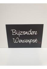 Bijzonder Design Store Bijzondere Wensenpot - Extra Kaartjes 10 stuks