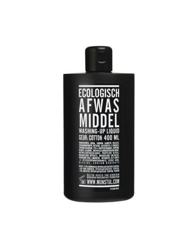 Mijn Stijl Afwasmiddel parfum Lotus Jasmijn 400 ml - Zwarte fles