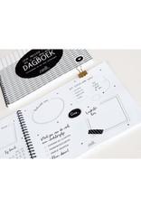 Zoedt Dag dag dagboekje - afscheidsboekje voor meester en juf