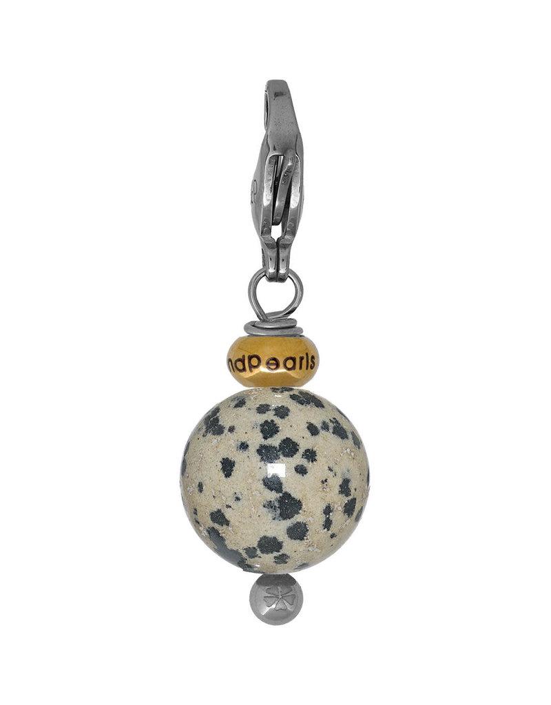 Pimps and Pearls Pretty Gems 40 Leopard Jasper