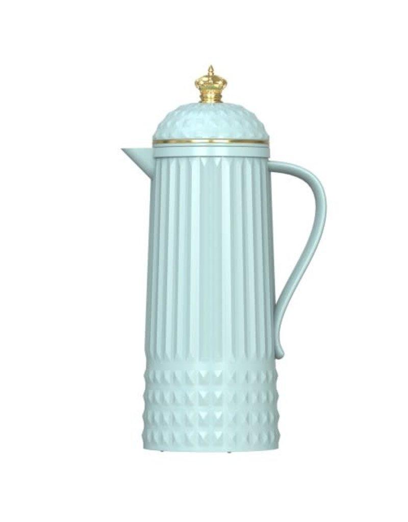 Bijzonder Design Store Thermos Fles - Bottle Crown - Blue