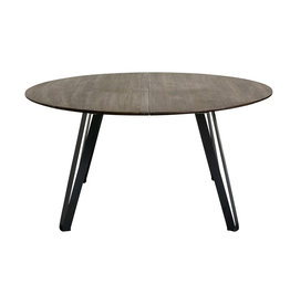 Muubs Eetkamer Tafel / Dining table Space Smoked Round 150