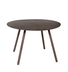Muubs Eetkamer Tafel / Dining table Space Smoked Round 110