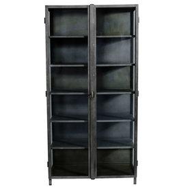 Muubs Kast IJzer met glazen deuren - Glass Cabinet 17