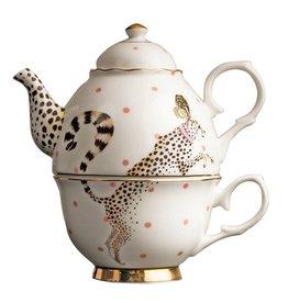 Yvonne Ellen Tea for One - Cheeta