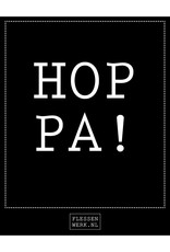 Flessenwerk Hoppa Bier - Groot