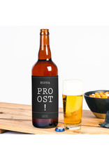 Flessenwerk Hoppa Bier - Groot - Proost!