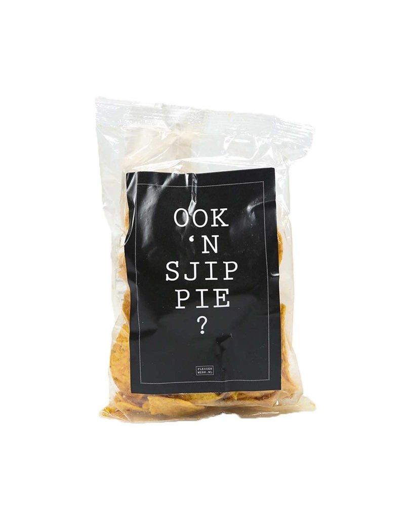 Flessenwerk OOK 'N SJIPPIE? - tortilla chips