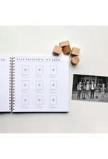House of Products Schoolfotoboek - Linnen - Ivoor