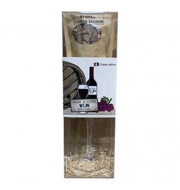 The Big Gifts Maak je eigen wijn speciaal pakket - Franse editie - Kleur