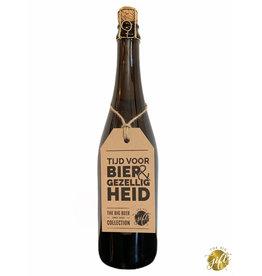 The Big Gifts XL bierfles - Bier & gezelligheid