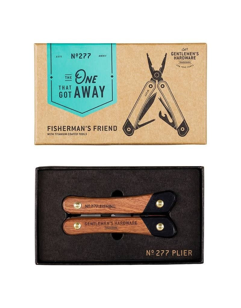 Gentlemen's Hardware Multi tool - fishing & home
