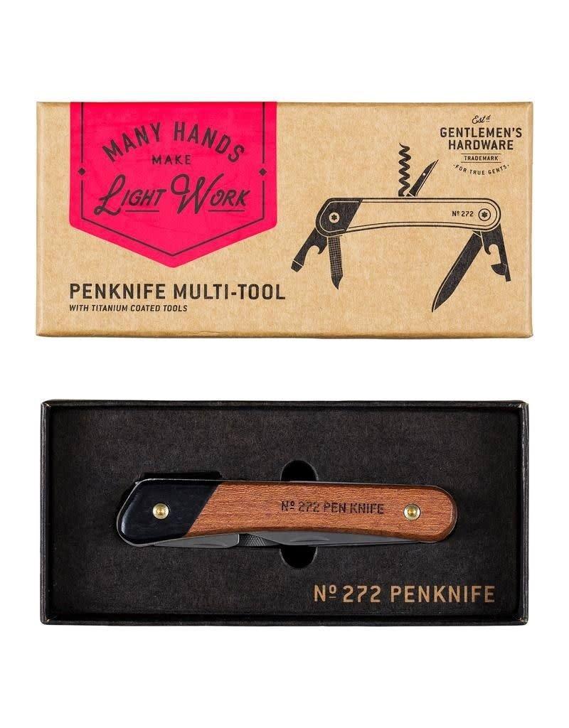 Gentlemen's Hardware Zakmes - Multi-Tool
