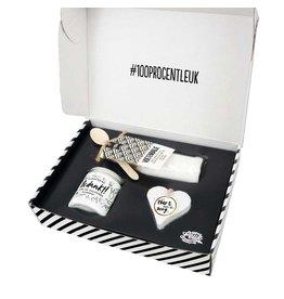 100% Leuk Cadeaupakket Pakket - Hart voor de zorg