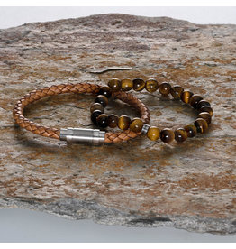 Pimps and Pearls Spicey Men Set 03 Tiger Eye Cognac