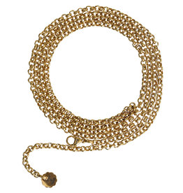 Pimps and Pearls Moesss2 Jasseron Suse 75cm GOLD