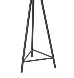 Light and Living Vloerlamp Ø36,5x151 cm TOAH oud brons-mat zwart