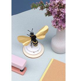 Assembli Papieren 3D Insecten - Honingbij -