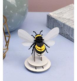 Assembli Papieren 3D Insecten - Hommel -