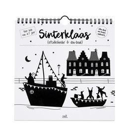 Zoedt Sinterklaas aftelkalender en doe-boek - 2020