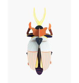 Studio Roof Totem Rhinoceros Beetle