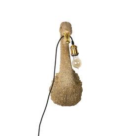 Bijzonder Design Store Zwaan Lamp - Hangend Goud
