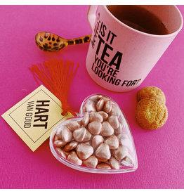 Tea Netherlands Hart van Goud - Snoephartjes