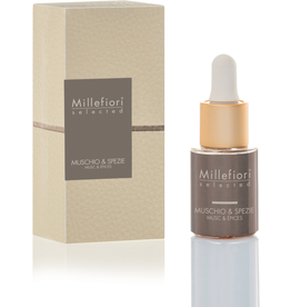 Millefiori Milano MM Selected Water-Soluble Muschio & Spezie