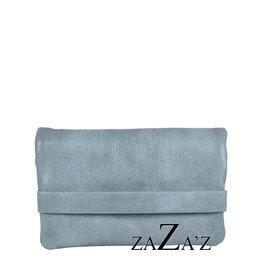 zaZa'z Tas - Vouw-Clutch met naad