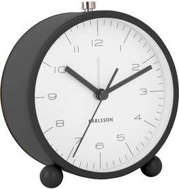 Karlsson Alarm clock Wekker Pellet Feet black