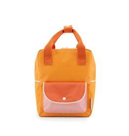 Sticky Lemon Sticky Lemon Backpack Wanderer Small - Yellow-Orange-Pink