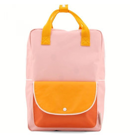 Sticky Lemon Sticky Lemon Backpack Wanderer Large - Pink-Yellow-Orange