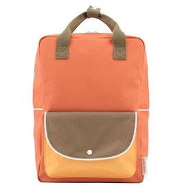 Sticky Lemon Sticky Lemon Backpack Wanderer Large - Orange-Green-Yellow