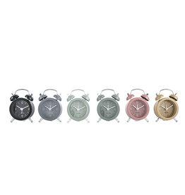 Karlsson Alarm clock - Wekker Mini Twin Bell - 5cm