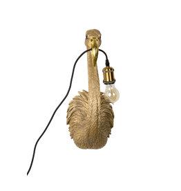 Bijzonder Design Store Flamingo Lamp - Hangend - Goud