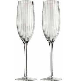 Gusta Champagneglazen 2-delig