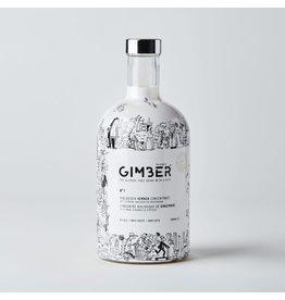 Gimber Gimber Original - Biologisch  700 ml - Limited Edition