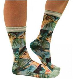 Sock my Feet Sock My Hunk - Woman