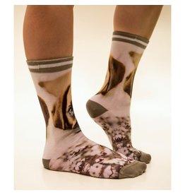 Sock my Feet Sock My Puppy - Woman